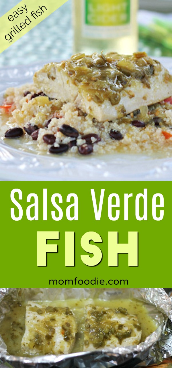 Salsa Verde Fish Recipe