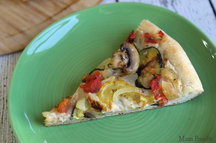 Vegan Pizza recipe