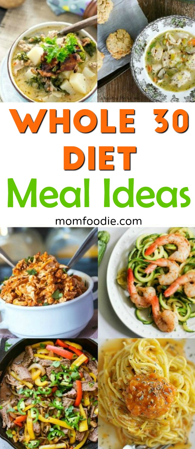 Whole 30 diet meal ideas #whole30 #diet #health #whole30recipes #paleo #cleaneating