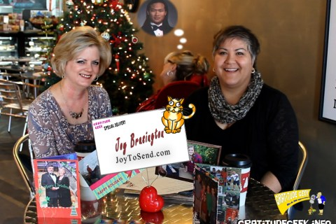 V023  Joy Brasington Builds Rapport with Greeting Cards and Gifts