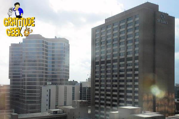 Stl Luke's Medical Center Houston