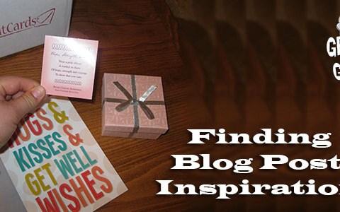 Finding Blog Post Inspiration | Hope, Strength & Courage, Pink Ribbon Bracelet | Battling Bertha 19 | #BlogBoost