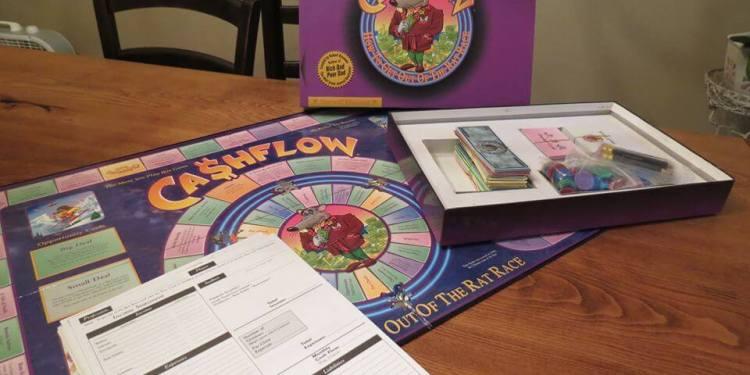 Conroe Cashflow Game Meetup