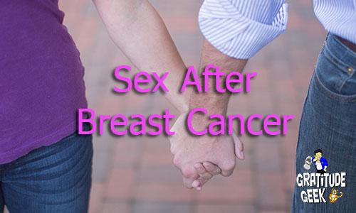 Sex After Breast Cancer: Melissa's Story   Battling Bertha