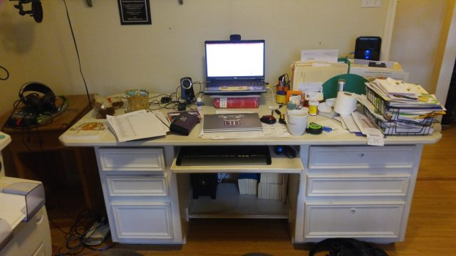 The Dreaded Desk