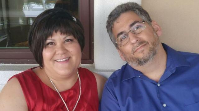 Kandas and Shane Rodarte