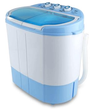 Pyle Portable Washer & Spin Dryer, Mini Washing Machine