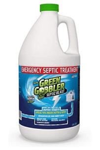 Green Gobbler Septic Blast Treatment & Maintenance