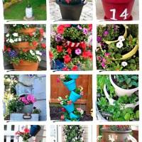 15 Amazing Tower Planters