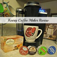 Keurig K-Cup Home Brewer -- A Hot Father's Day Gift!