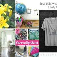 The Creative Corner Link Up Party -- and OOSilk Silk Pillowcase & Eye Mask Giveaway