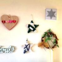 Living Room Gallery Wall -- Pinterest Challenge Blog Hop