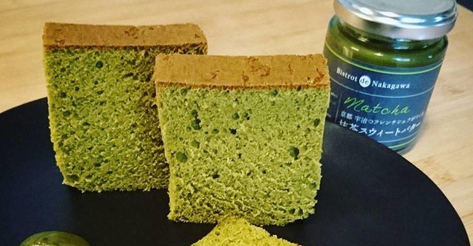 Recette du Kasutera au matcha : un gâteau japonais qui a du moelleux !