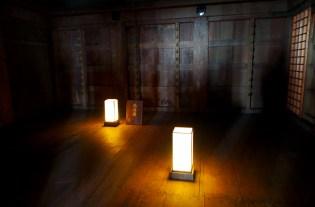 I really liked these lanterns...