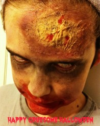 Zombie Make Up for Kids