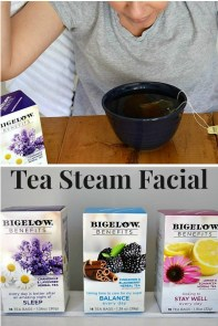 Tea Steam Facial