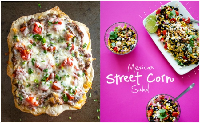 15 Insanely Delicious Vegetarian Mexican Recipes You Need In Your Life graphic