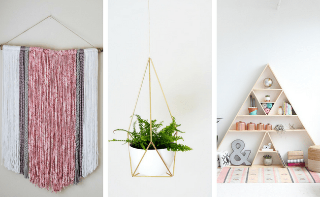 8 Easy DIY Home Decor Projects You Need To Try