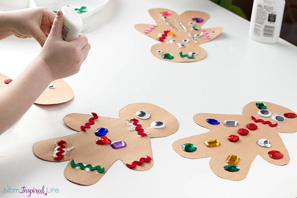 The Game Is Finished When Six Pieces Of House Are Put Together In Center Table Finally Players Count Up All Their Gingerbread Men They