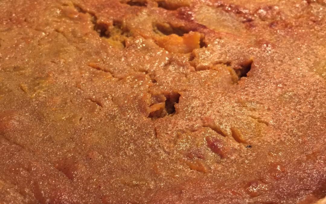 Boston Marrow Pumpkin Pie Recipe