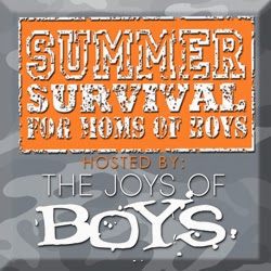 Science Experiment Summer Survival Series for Moms of Boys http://www.momistheonlygirl.com
