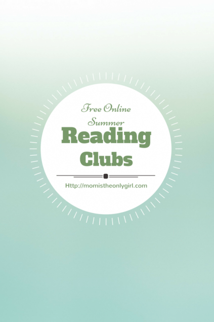 Free Online Summer Reading Clubs