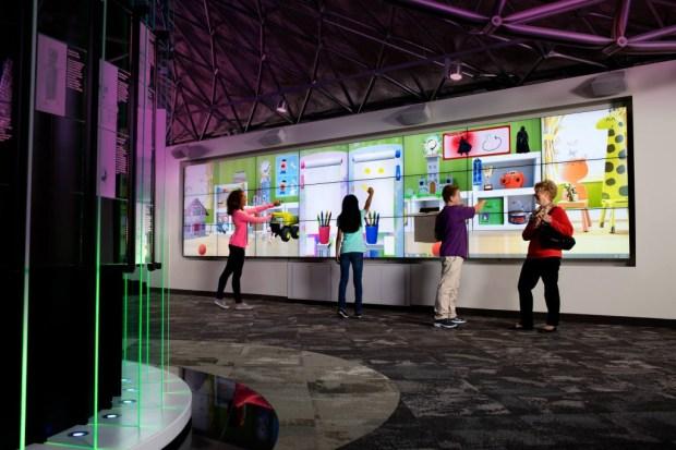 Virtual playroom at The Strong
