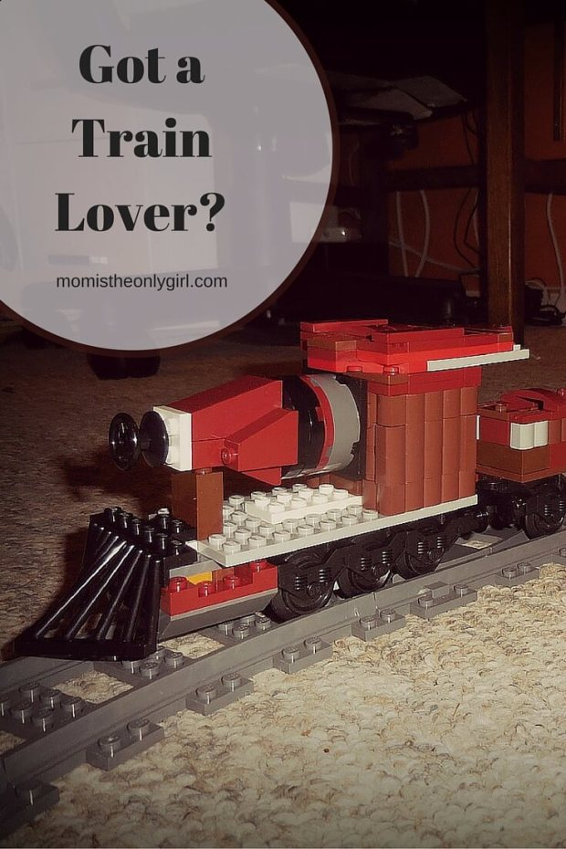 Toy train idea suggestions at Mom is the Only Girl http://momistheonlygirl.com