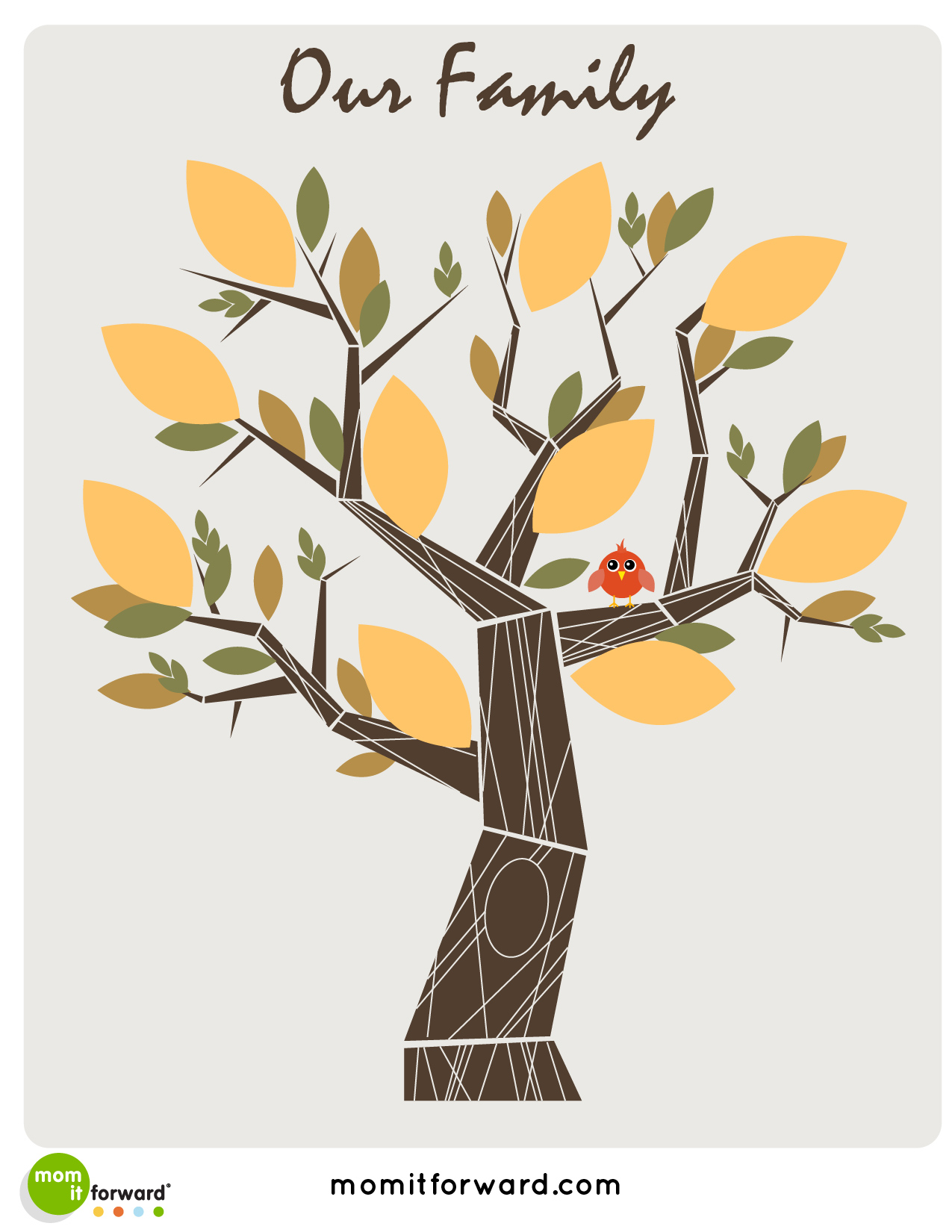 Creating Your Family Tree