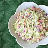Avacado Cole Slaw Dressing Recipe