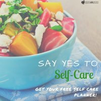 Begin your Self Care Routine with a Free Self Care Planner!