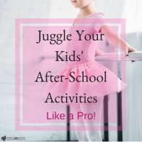 How to Juggle After School Activities like a Pro!