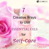 7 Creative Ways to Use Essential Oils for Self-Care
