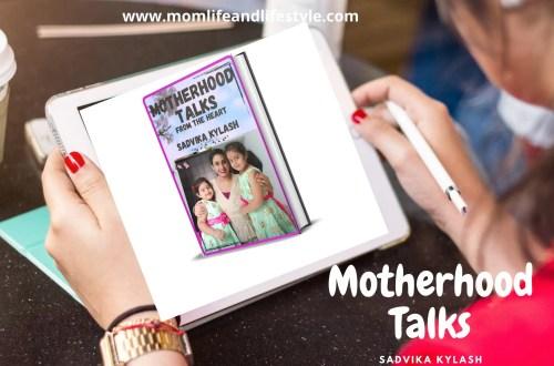 My first eBook, Motherhood Talks