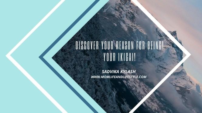 Ikigai. Reason for being