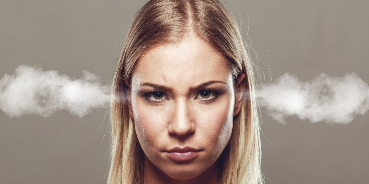 Overcoming an Anger Problem