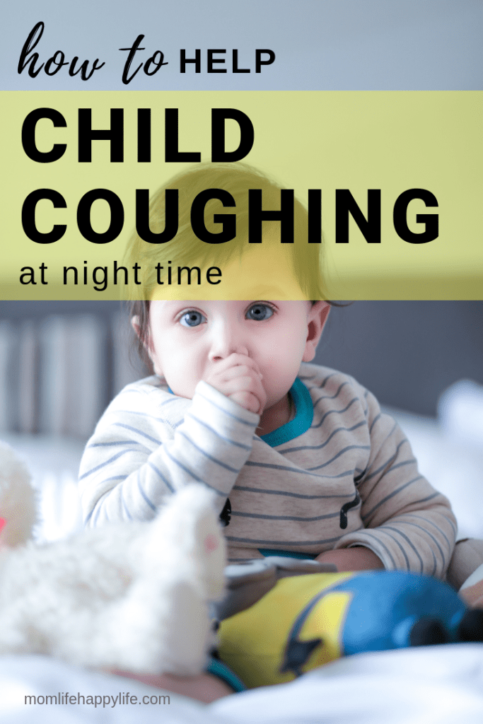 How To Stop Coughing In Children Especially At Night