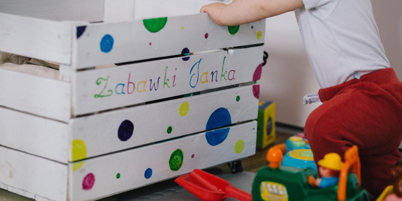 Organize Your Kid's Room Or Playroom On A Budget