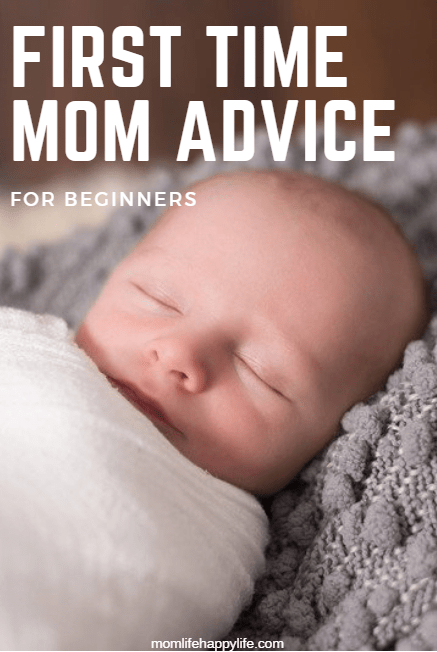 First time mom advice for babies
