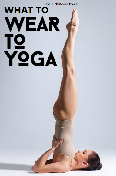 best yoga outfits to wear