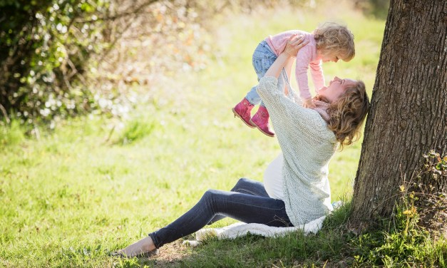 10 Ways On How To Be A Happy Stay At Home Mom