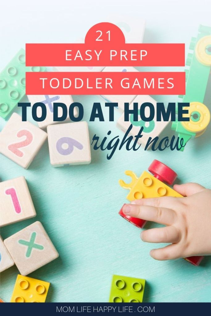 These toddler activities will entertain your toddler at home, indoors, on rainy days or sunny ones. Get the ultimate list of toddler activities by clicking through.