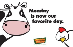 Monday is now our favorite day