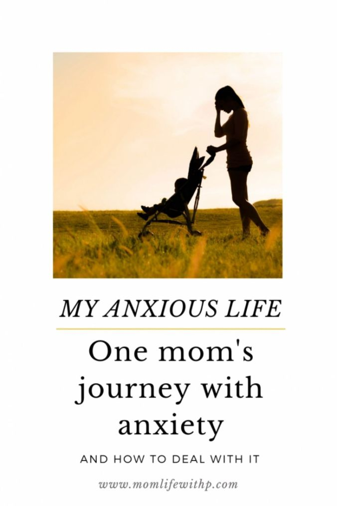 Pinterest living with anxiety as a mom