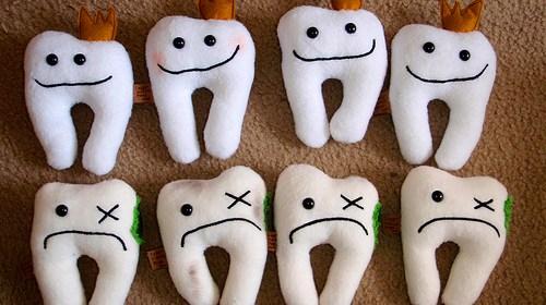懷孕刷牙流血?牙齒保健15個小方法 1