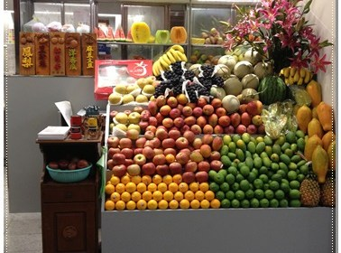 [食記]台南美食小吃介紹-莉莉水果店整修完畢囉! 1