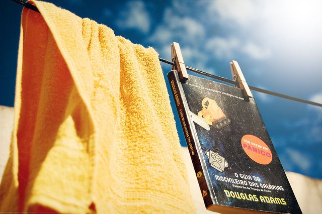 毛巾滑滑的怎麼洗掉?