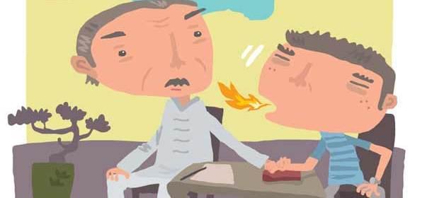 口臭的原因和治療方法 有時並不是火氣大