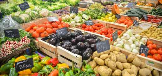 北市生鮮蔬果殘留農藥抽驗結果 不合格率高達5%