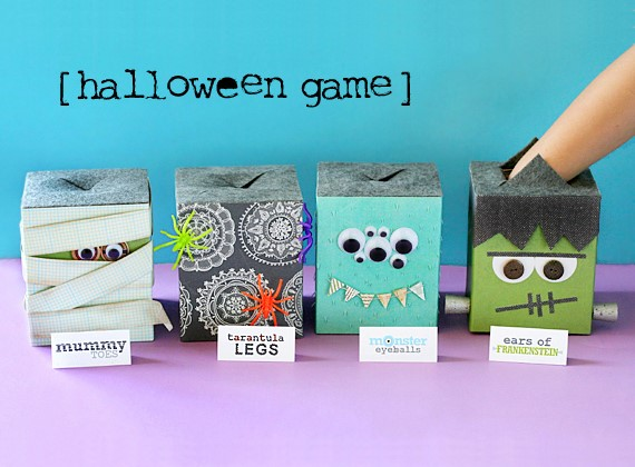 4 Halloween Diy Party Games Momma Braga